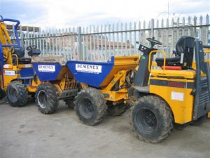 Thwaites 1.5 High Discharge Dumper