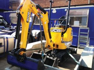 JCB 8008 Micro Excavators