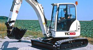 Terex 6.0 Tonne Midi Excavator