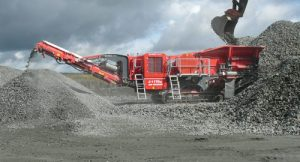 Terex Finlay 1170 Jaw Crusher