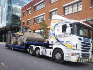 Scania 164L V8 580a