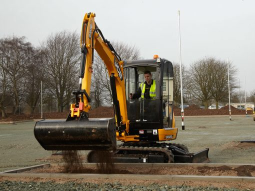 JCB 8026 Excavator