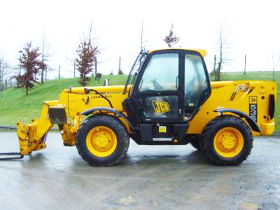 JCB 535/140 Full Sized 3 or 4 Stage Loadall