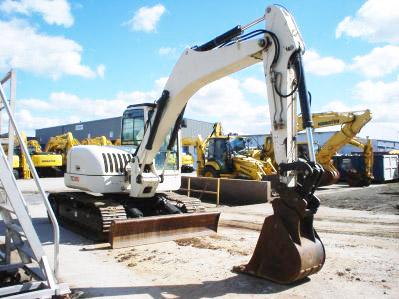 Terex 5.0 Tonne Excavator Midi Excavator