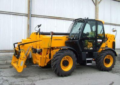 JCB 540/170 Telescopic Forklift