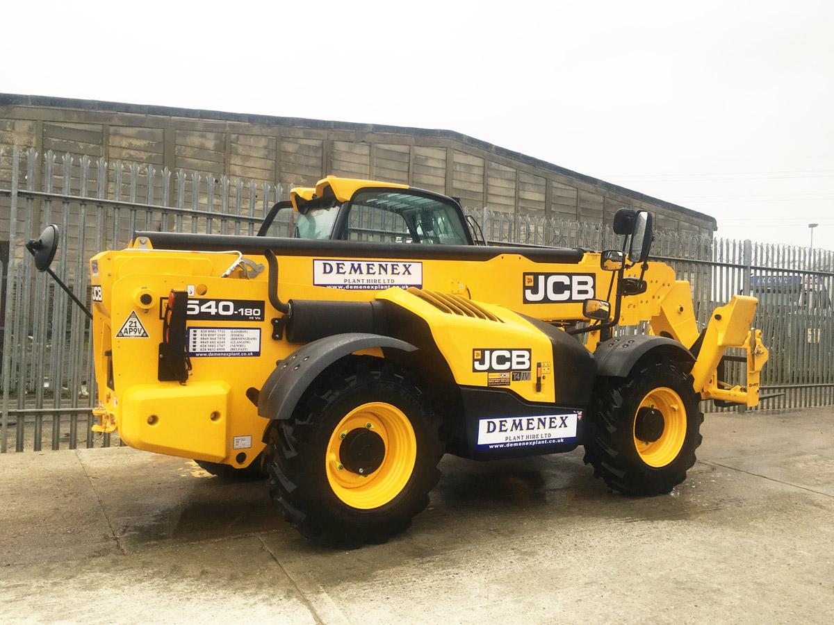 JCB 540/180