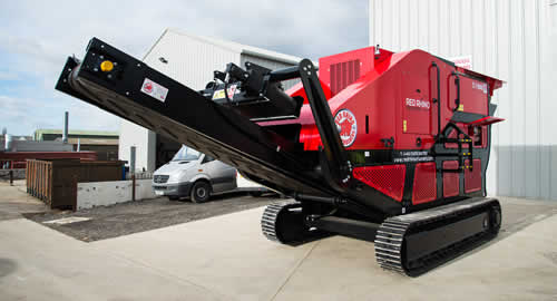 Red Rhino 7000 Series Crusher